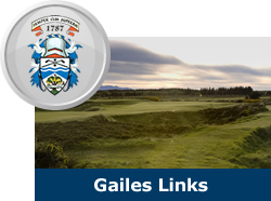 Gailes Golf Experience - Glasgow Gailes Links