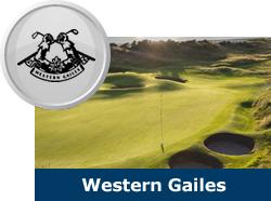 Gailes Golf Experience - Western Gailes